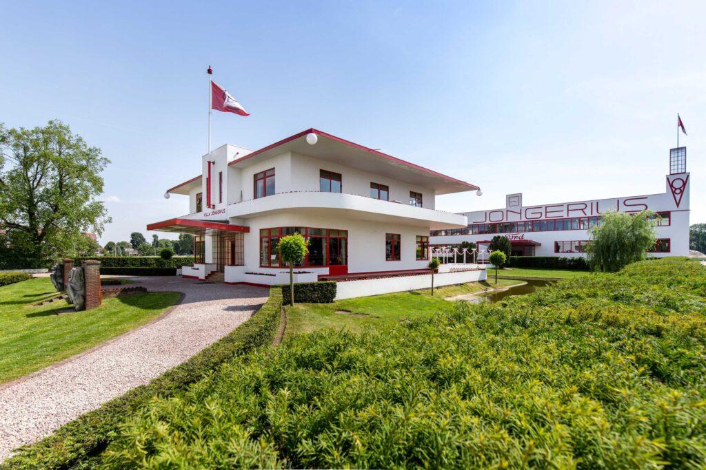 Villa Jongerius en Kantoor